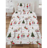 The Grinch Classic Christmas Single Duvet Cover Set