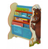 The Gruffalo Bedroom Furniture Storage Set Bookcase