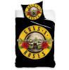 Guns N Roses Single Duvet Cover and Pillowcase Set
