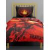 Set biancheria da letto copripiumino singolo Hellboy