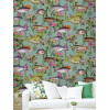 Lagoon Fish Wallpaper - Teal 12171 Holden