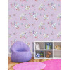Unicorns and Castles Wallpaper Holden 12219 Lilac