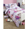 Hoot Owl Double Duvet Cover and Pillowcase Set