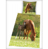 Horse & Foal Duvet Cover & Pillowcase Set