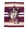 Harry Potter Muggles Gryffindor Fleece Blanket