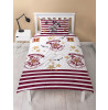 Harry Potter Muggles Single Duvet Bedding Set - Rotary Design