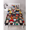 Harry Potter Charm Single Duvet Cover Bedding Set