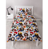 Harry Potter Charm Single Reversible Duvet Cover Set