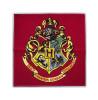 Harry Potter Emblem Square Floor Rug