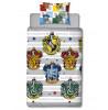 Harry Potter Quarters Single Duvet Cover Set