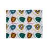 Harry Potter Grid Fleece Blanket
