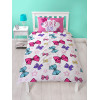 JoJo Siwa Bows Single Quilt Cover and Pillowcase Set