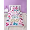 JoJo Siwa Super Single Duvet Cover Bedding Set