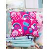 JoJo Siwa Bow Sweet Reversible Cushion Bedroom