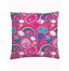JoJo Siwa Bow Sweet Reversible Cushion Pillow