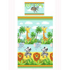 Jungle-Tastic Double Duvet Cover and Pillowcase Set