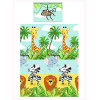 Jungle-Tastic Junior Duvet Cover and Pillowcase Set