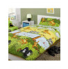Jungle Animals Junior Duvet Cover and Pillowcase Set