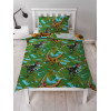 Jurassic World Jungle Single Reversible Duvet Cover Set