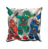 Lego Ninjago Warrior Reversible Cushion