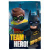 Lego Batman Movie Hero Fleece Blanket