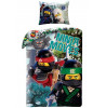 Lego Ninjago Moves Single Cotton Duvet Cover Set