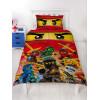 Lego Ninjago Collective Single Duvet Cover and Pillowcase Set
