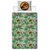 Lego Jurassic World Dinosaur Single Reversible Duvet Cover Set