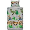 Lego Jurassic World Foliage Single Duvet Cover Bedding Set