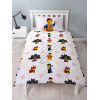 Lego Movie 2 Action Single Reversible Duvet Cover Set