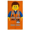 Lego Movie 2 Emmet Beach Towel