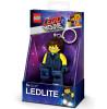 Lego Movie 2 Rex Dangervest Keyring Keylight