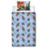 Lego City On The Run Single Duvet Cover and Pillowcase Set