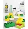Lego Boîte à briques de rangement 4 - Plusieurs couleurs disponibles