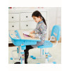 Leomark Ergonomic Desk and Chair - Blue