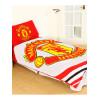Set copripiumino e federa per il Manchester United FC Pulse