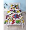 Marvel Comics Kit copripiumino 55,09€ camera da letto copripiumino anteriore
