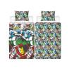 Marvel Comics Squad Single Duvet Cover and Pillowcase Set