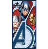 Marvel Avengers Trio Towel