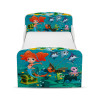 PriceRightHome Mermaid Toddler Bed