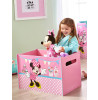 Minnie Mouse Bedroom Furniture Storage Set Toy Chest
