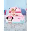Cama para niños pequeños Minnie Mouse - Rosa