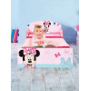 Minnie Mouse Junior Toddler Bed - Pink