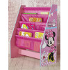 Minnie Mouse Bedroom Furniture Storage Set Bookcase