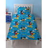 Disney Mickey Mouse Cool Single Duvet Cover and Pillowcase Set