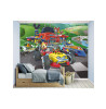 Mickey Mouse Walltastic Wall Mural 2.44mx 3.05m