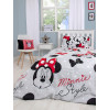 Minnie Mouse Cute Single Rotary Bedding Set