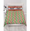 Minecraft Creeper Dynamite Double Duvet Cover Set