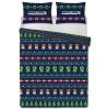 Minecraft Alpine Double Duvet Cover and Pillowcase Set