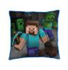 Minecraft Creeps Square Cushion